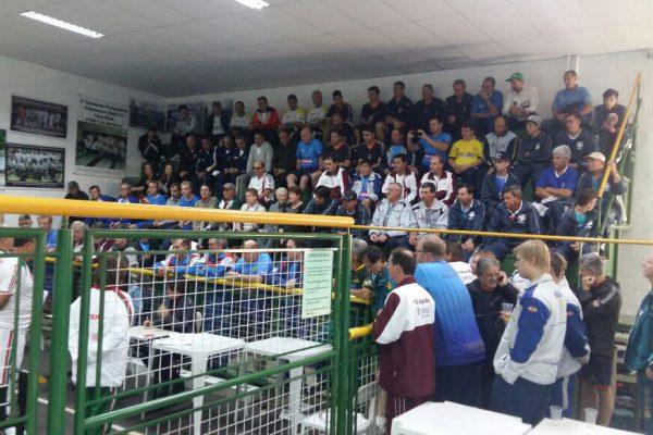 Clube 7 campeão Taça de Ouro de Bolão 23 em 31/07/2016