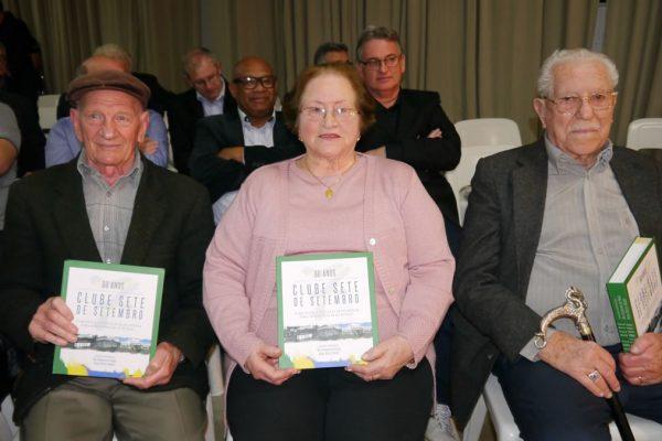 Lançamento do Livro – 60 anos do Clube Sete de Setembro