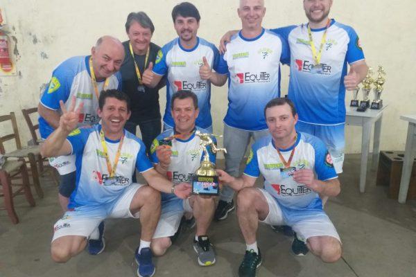 Bocha do Clube 7 conquista 3º lugar no estadual