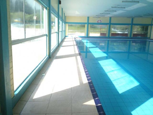 Manutenção piscina térmica