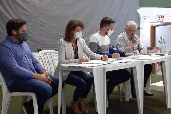 Eleição Nova Diretoria – 16/08/2021